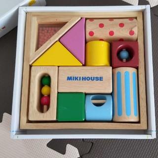 ミキハウス(mikihouse)のミキハウスの積み木(積み木/ブロック)