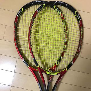 スリクソン(Srixon)のスリクソン Revo cx2.0  G2 テニス ラケット 二本セット販売(ラケット)
