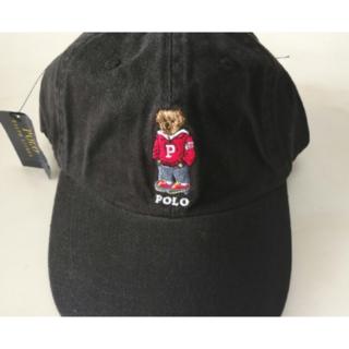 ポロラルフローレン(POLO RALPH LAUREN)の新品ラルフローレン ベアー キャップ polo(キャップ)