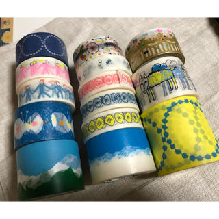 ミナペルホネン(mina perhonen)のマスキングテープ ミナペルホネン  まとめ売り(テープ/マスキングテープ)