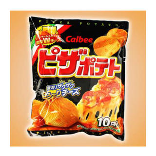 カルビー(カルビー)のピザポテト スーパーBIG BAG(菓子/デザート)