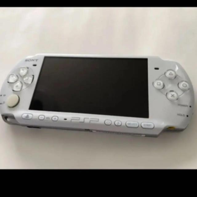 PlayStation Portable(プレイステーションポータブル)のPSP3000 本体のみ エンタメ/ホビーのゲームソフト/ゲーム機本体(携帯用ゲーム機本体)の商品写真