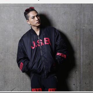 サンダイメジェイソウルブラザーズ(三代目 J Soul Brothers)のj.s.b 新品 MA-1(ブルゾン)