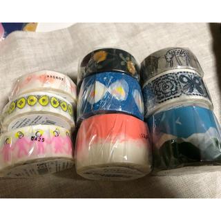ミナペルホネン(mina perhonen)のマスキングテープ ミナペルホネン  新品(テープ/マスキングテープ)