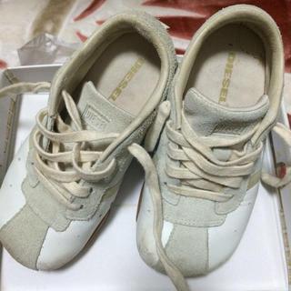 ディーゼル(DIESEL)のDIESEL子供靴(スニーカー)