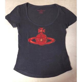 Vivienne Westwood - vivienne westwood redlabel Tシャツ 灰色 赤