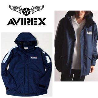 アヴィレックス(AVIREX)の《アヴィレックス×レッドブル》新品 ECWCS ジャケット パーカー 2XL(ブルゾン)