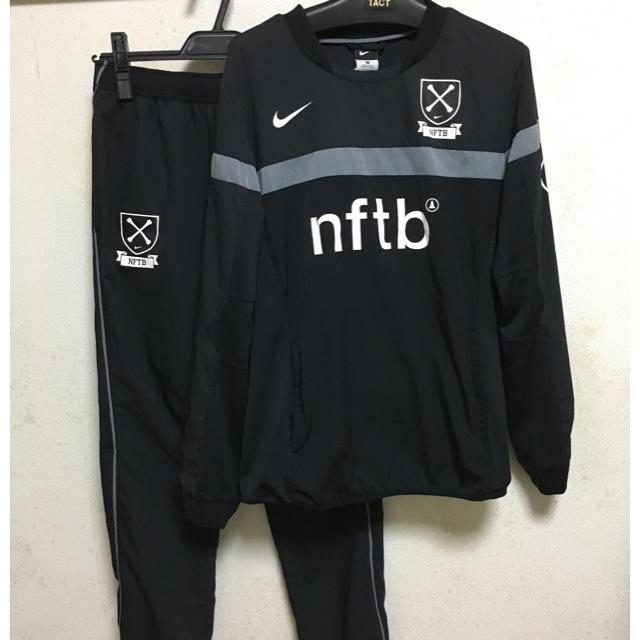 NIKE(ナイキ)の美品 NIKE NFTB 上下 セットアップ スポーツ/アウトドアのサッカー/フットサル(ウェア)の商品写真