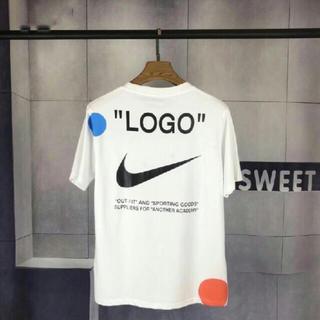 OFF-WHITE - off-white ナイキコラボ tシャツ