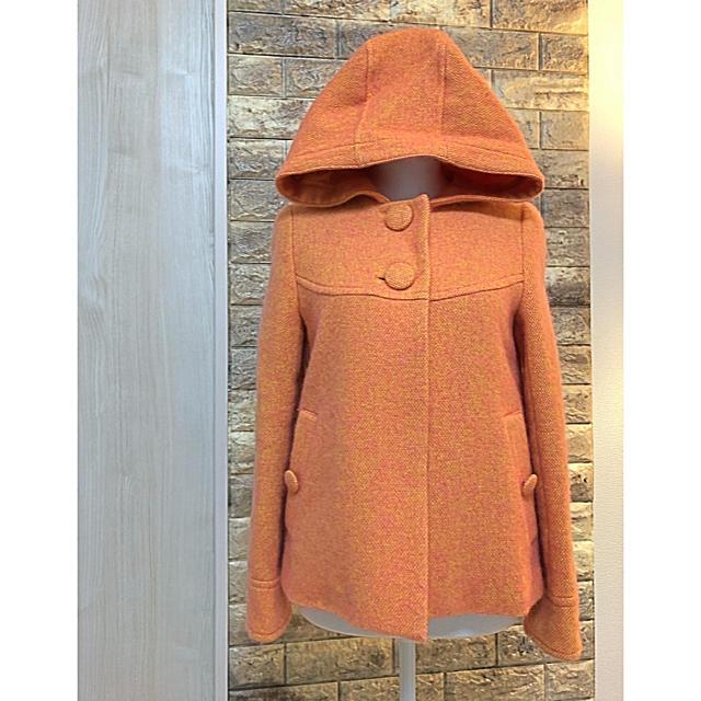Barbie(バービー)のBarbie コート Sサイズ レディースのジャケット/アウター(ピーコート)の商品写真