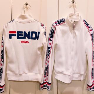 フェンディ(FENDI)のFENDI フェンディ fendimania スウェット(トレーナー/スウェット)
