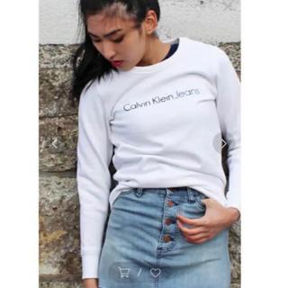 カルバンクライン(Calvin Klein)のカルバンクライン スウェット(スウェット)