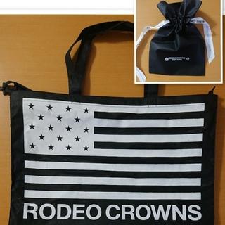 ロデオクラウンズワイドボウル(RODEO CROWNS WIDE BOWL)のロデオクラウンズワイドボウル ショップバッグ ショップ袋 (ショップ袋)