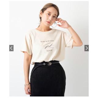カスタネ(Kastane)のカスタネ  線画big tee(Tシャツ(半袖/袖なし))