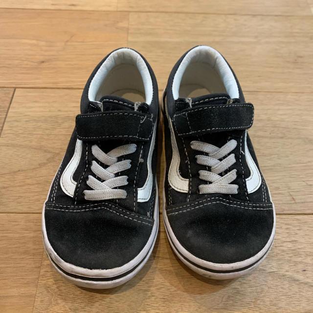 VANS(ヴァンズ)のVANS オールドスクール キッズ/ベビー/マタニティのキッズ靴/シューズ (15cm~)(スニーカー)の商品写真