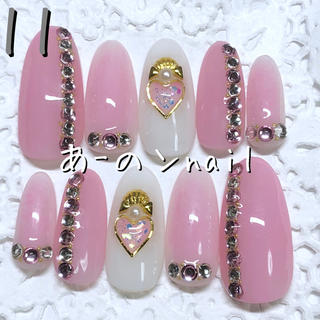 送料&カラー変更1色無料«11»ジェルネイルチップ♡*゜(つけ爪/ネイルチップ)