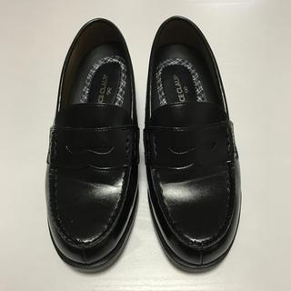 ナイスクラップ(NICE CLAUP)のNICE CLAUP ローファー 22.5(ローファー/革靴)
