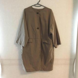 ムジルシリョウヒン(MUJI (無印良品))のcoco様専用 コート(ロングコート)