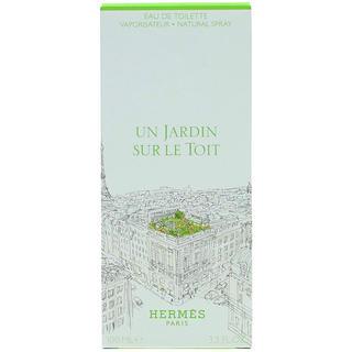 エルメス(Hermes)のエルメス HERMES 屋根の上の庭 EDT 100ml 新品未開封(香水(女性用))