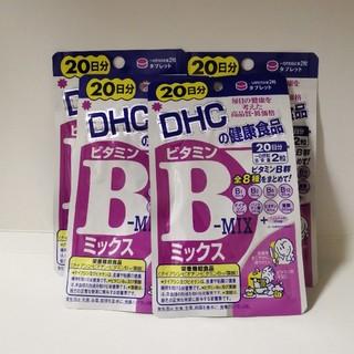 DHC - DHC ビタミンBミックス 20日分×4袋