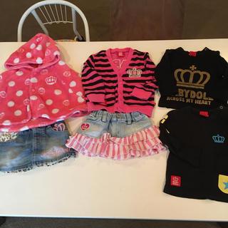 ベビードール(BABYDOLL)のbaby dollセット(Tシャツ)