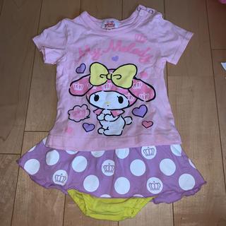 ベビードール(BABYDOLL)のベビードール☆マイメロセットアップ(Tシャツ)