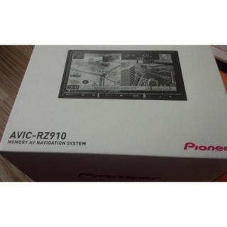 パイオニア(Pioneer)のカロッツェリア(パイオニア) 楽ナビ 7型 フルセグ AVIC-RZ910(カーナビ/カーテレビ)