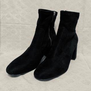 ザラ(ZARA)のZARA♡アンクルブーツ size41(26cm程度)(ブーツ)