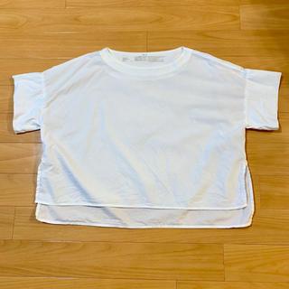 ムジルシリョウヒン(MUJI (無印良品))の無印良品 ビッグシルエット  シャツ(Tシャツ(半袖/袖なし))