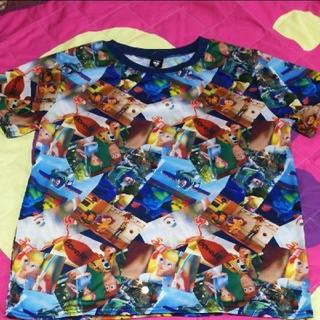 トイ・ストーリー - 新品☆トイストーリー 3L グラフィック Tシャツ