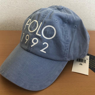 ポロラルフローレン(POLO RALPH LAUREN)の新品polo ralph lauren 90s 1992 stadium cap(キャップ)