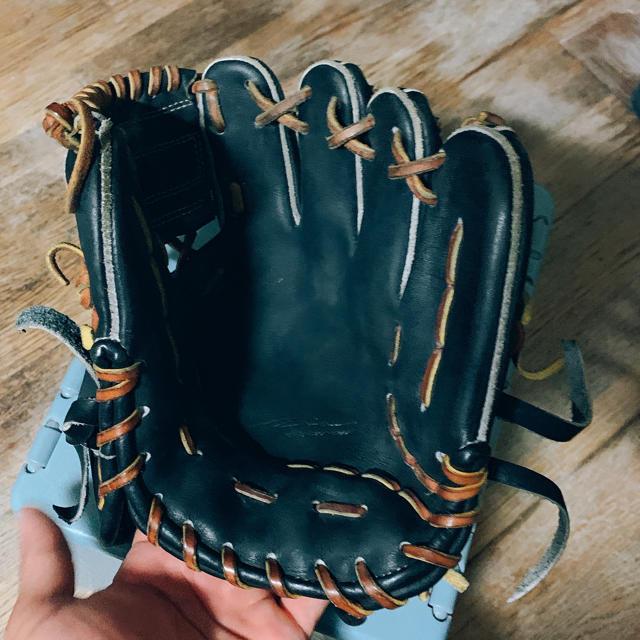 ONYONE(オンヨネ)の大幅値下げ!アイピーセレクト 硬式トレーニンググローブ スポーツ/アウトドアの野球(グローブ)の商品写真