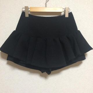 スナイデル(snidel)のSNIDEL スカートショートパンツ(ショートパンツ)