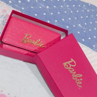 バービー(Barbie)のバービー パスケース(名刺入れ/定期入れ)