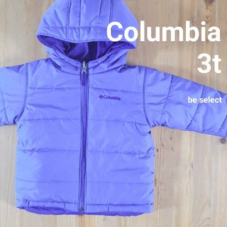 コロンビア(Columbia)の[Columbia/3t]美品!中綿コートジャケットスノーウェア!(ジャケット/上着)