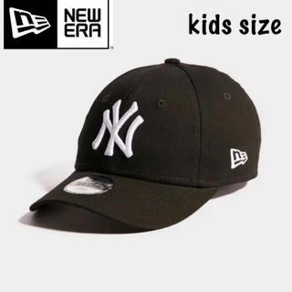 ニューエラー(NEW ERA)のニューエラ キャップ NY ブラック kids child 子供 ヤンキース (帽子)