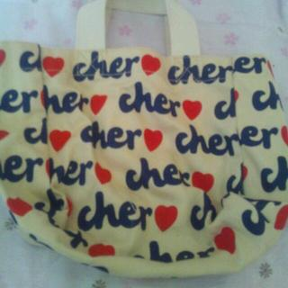 シェル(Cher)のcherミニトート(ハンドバッグ)