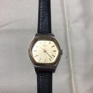 セイコー(SEIKO)のSEIKO QUARTZ (電池切れ)女性(腕時計)