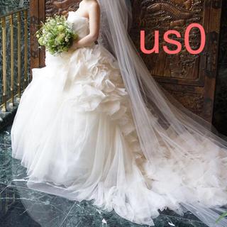 ヴェラウォン(Vera Wang)のverawang ヘイリー 2nd募集 ♡ hayley us0 ドレス (ウェディングドレス)
