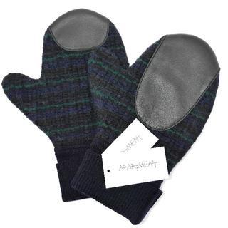 ビームス(BEAMS)の★【新品◆定価2.5万】フラットアパートメント 手袋 グローブ ミトン(手袋)
