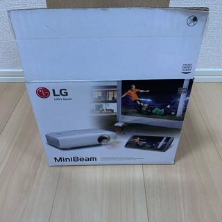 エルジーエレクトロニクス(LG Electronics)のLG プロジェクター  PH550G(プロジェクター)