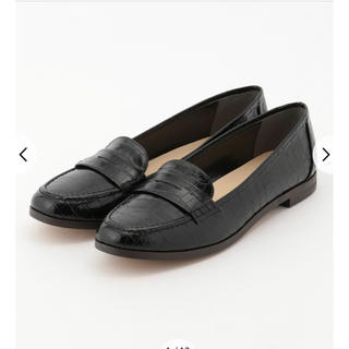 ニジュウサンク(23区)の23区 ローファー 23.5cm(ローファー/革靴)