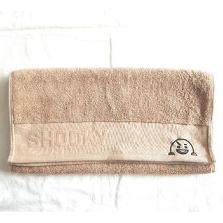 ボウダンショウネンダン(防弾少年団(BTS))のBT21公式 SHOOKY 刺繍フェイスタオル 綿100%(タオル/バス用品)
