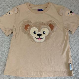 ダッフィー(ダッフィー)の香港ディズニー  ダッフィーT  XS(Tシャツ/カットソー)