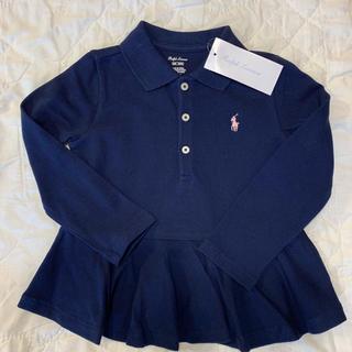 Ralph Lauren - 新品 ラルフローレン 女の子 ポロシャツ