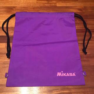ミカサ(MIKASA)のミカサ ナップサック(バレーボール)