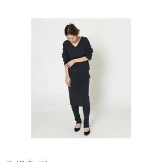 フレームワーク(FRAMeWORK)のFramework ×金子綾  ニット  レギンス  スカート  3点set(セット/コーデ)