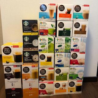 Nestle - ネスカフェ ドルチェグスト カプセル 24箱セット