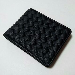 ビームス(BEAMS)の新品★ビームス 二つ折り財布 ブラック 全国送料無料 ウォレット 財布   (折り財布)