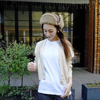トゥデイフル(TODAYFUL)のTODAYFUL short knit cardigan ニット カーデ(カーディガン)